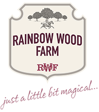 Rainbow Wood Farm logo